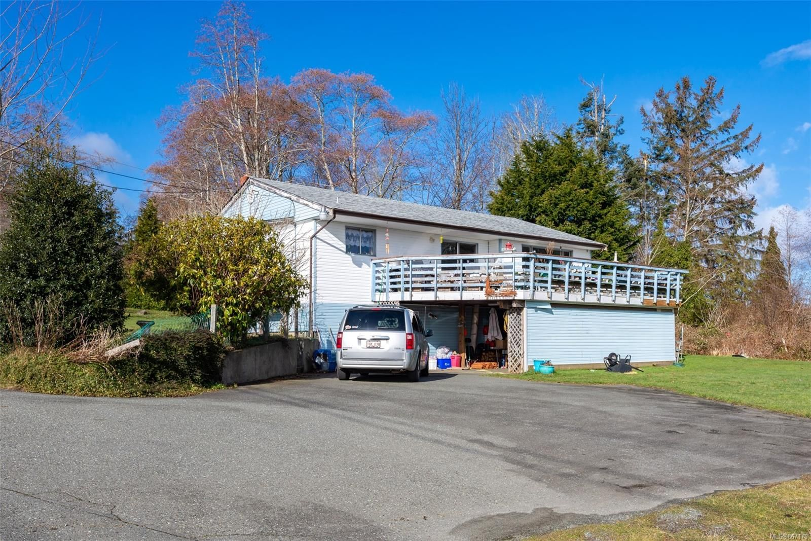 Main Photo: 1508&1518 Vanstone Rd in : CR Campbell River North Multi Family for sale (Campbell River)  : MLS®# 867170