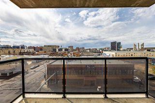 Photo 20: 607 10303 105 Street in Edmonton: Zone 12 Condo for sale : MLS®# E4244310