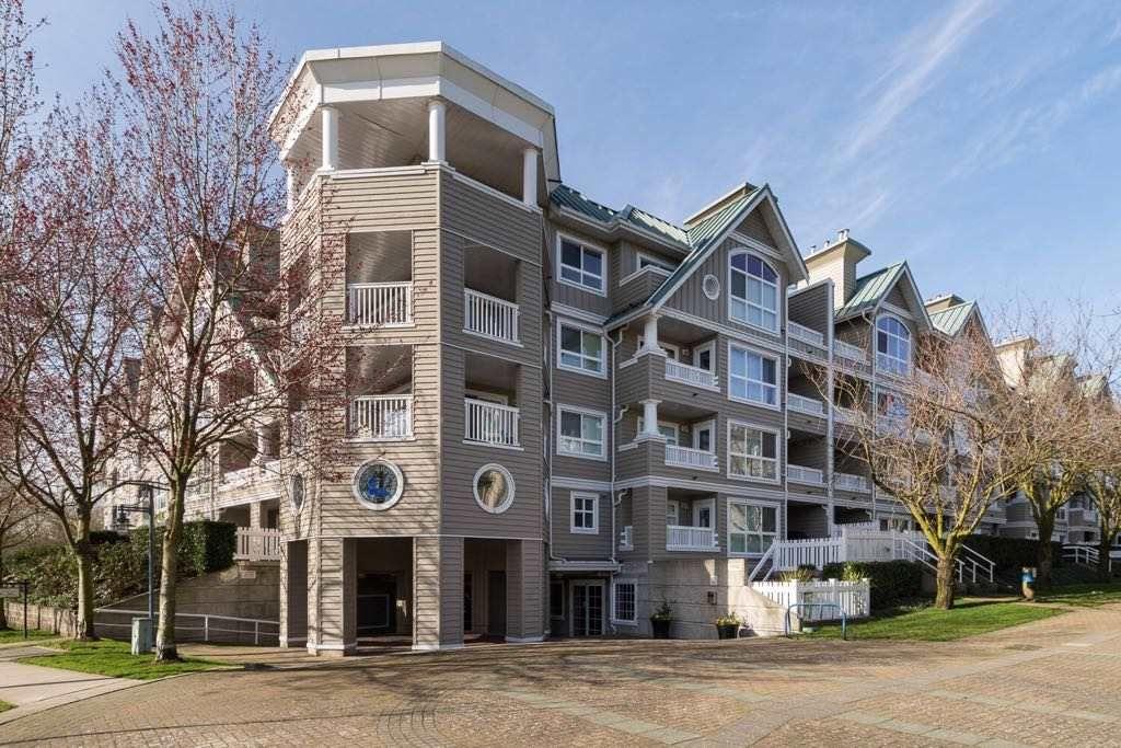 Main Photo: 323 5900 DOVER Crescent in Richmond: Riverdale RI Condo for sale : MLS®# R2193226