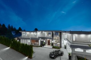 Photo 1: 1430 BRAMWELL Road in West Vancouver: Chartwell House for sale : MLS®# R2542472