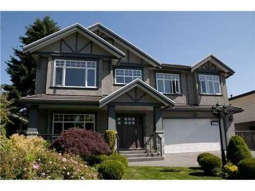 Main Photo: 6851 WINCH Street in Burnaby North: Home for sale : MLS®# V1028533