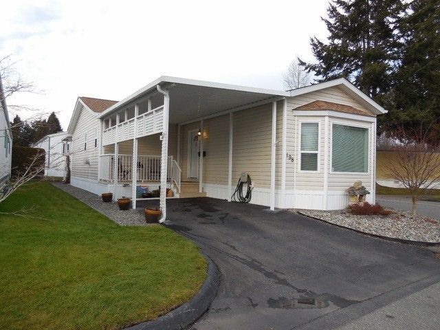 """Main Photo: 198 1840 160TH Street in Surrey: King George Corridor Manufactured Home for sale in """"BREAKAWAY BAYS"""" (South Surrey White Rock)  : MLS®# F1416138"""