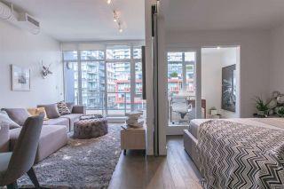 "Photo 1: 513 108 E 1ST Avenue in Vancouver: Mount Pleasant VE Condo for sale in ""MECCANICA"" (Vancouver East)  : MLS®# R2276442"