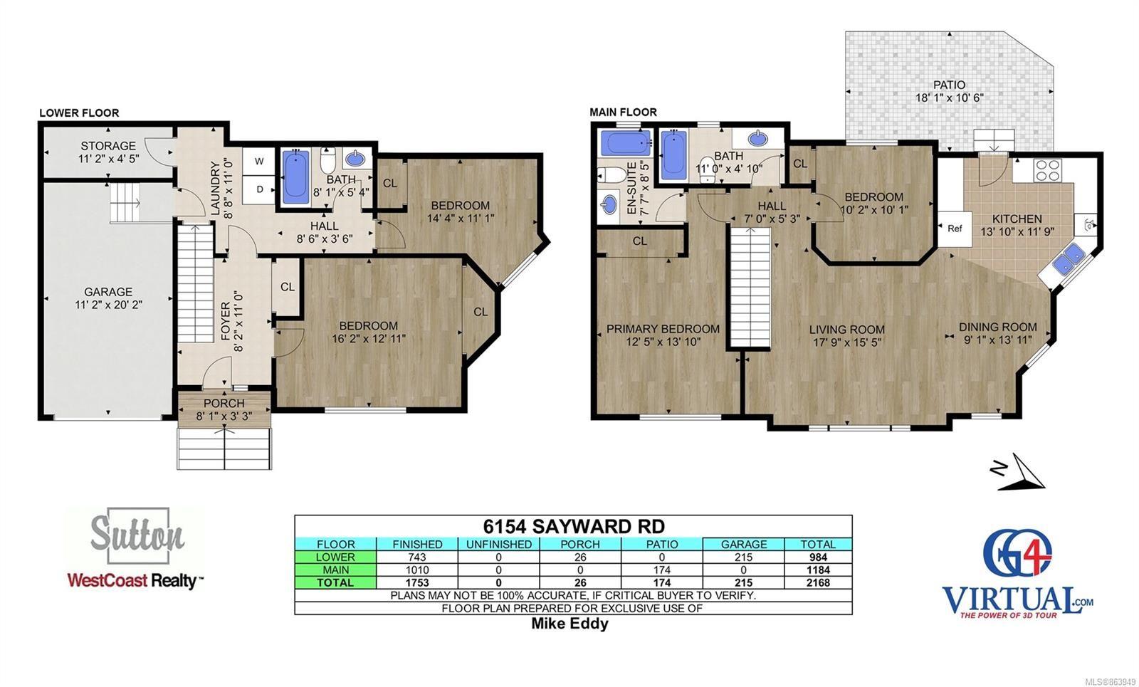 Photo 33: Photos: 6154 Sayward Rd in : Du West Duncan Half Duplex for sale (Duncan)  : MLS®# 863949
