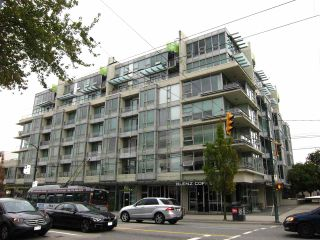 "Photo 2: 402 2528 MAPLE Street in Vancouver: Kitsilano Condo for sale in ""Pulse"" (Vancouver West)  : MLS®# R2397843"