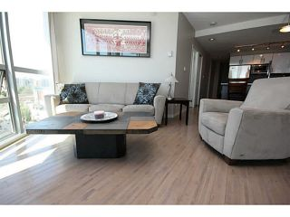 """Photo 4: 1209 14 BEGBIE Street in New Westminster: Quay Condo for sale in """"Inter Urban"""" : MLS®# V1070124"""