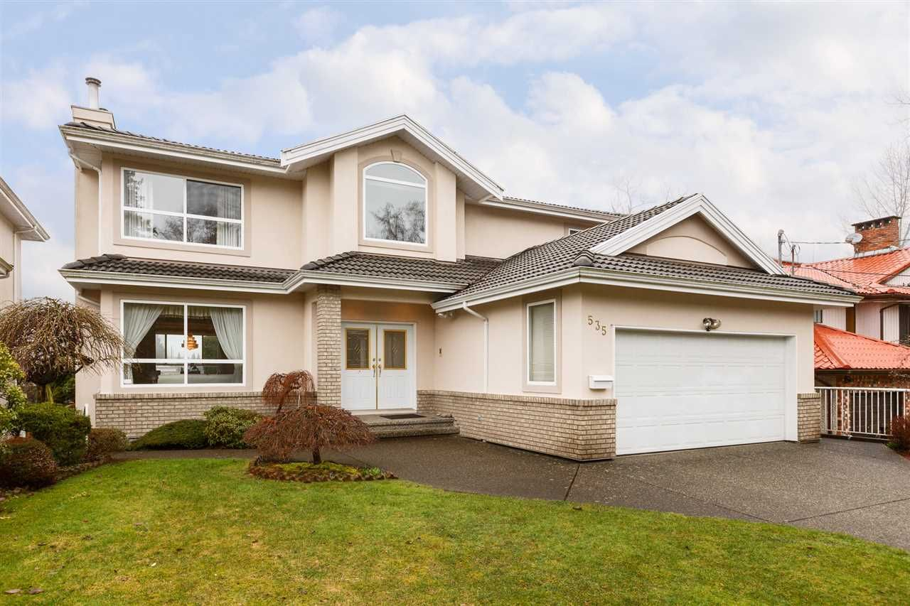 Main Photo: 535 CLIFF Avenue in Burnaby: Sperling-Duthie House for sale (Burnaby North)  : MLS®# R2165972