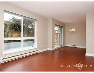 """Photo 3: 103 1006 CORNWALL Street in New_Westminster: Uptown NW Condo for sale in """"Cornwall Terrace"""" (New Westminster)  : MLS®# V695174"""
