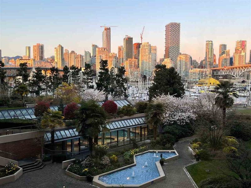 FEATURED LISTING: 301 - 1470 PENNYFARTHING Drive Vancouver