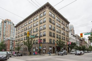 """Photo 1: 206 1216 HOMER Street in Vancouver: Yaletown Condo for sale in """"Murchies Building"""" (Vancouver West)  : MLS®# R2291553"""