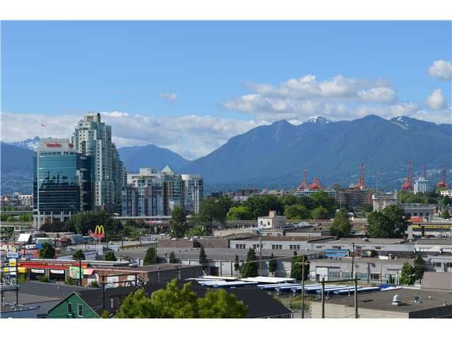 Main Photo: PH605 256 2 Avenue in Vancouver: Mount Pleasant VE Condo for sale (Vancouver East)  : MLS®# V960000