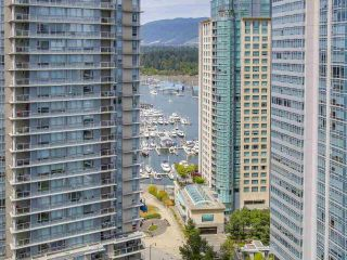 """Photo 13: 2301 1205 W HASTINGS Street in Vancouver: Coal Harbour Condo for sale in """"CIELO"""" (Vancouver West)  : MLS®# R2191331"""