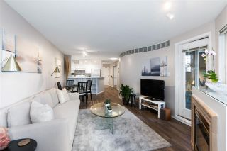 """Photo 4: 109 1208 BIDWELL Street in Vancouver: West End VW Condo for sale in """"Baybreeze"""" (Vancouver West)  : MLS®# R2541358"""