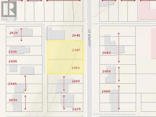 Photo 2: 2653 JASPER STREET in Prince George: Vacant Land for sale : MLS®# R2564606