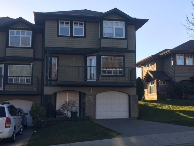 "Main Photo: 75 11737 236 Street in Maple Ridge: Cottonwood MR Townhouse for sale in ""MAPLEWOOD CREEK"" : MLS®# R2148606"