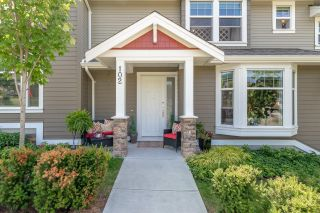 """Photo 30: 102 1392 TRAFALGAR Street in Coquitlam: Burke Mountain Townhouse for sale in """"The Towns"""" : MLS®# R2604465"""