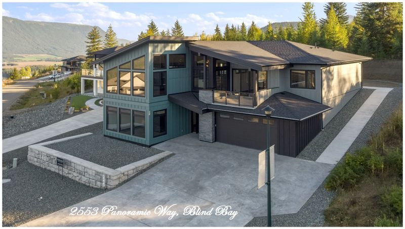FEATURED LISTING: 2553 Panoramic Way Blind Bay
