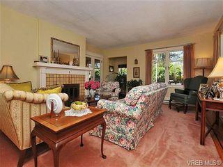 Photo 2: 919 St. Patrick Street in VICTORIA: OB South Oak Bay Residential for sale (Oak Bay)  : MLS®# 326783