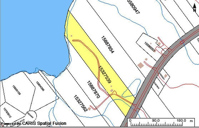 Main Photo: 0 East Bay Highway in Big Pond Centre: 207-C. B. County Vacant Land for sale (Cape Breton)  : MLS®# 202109766