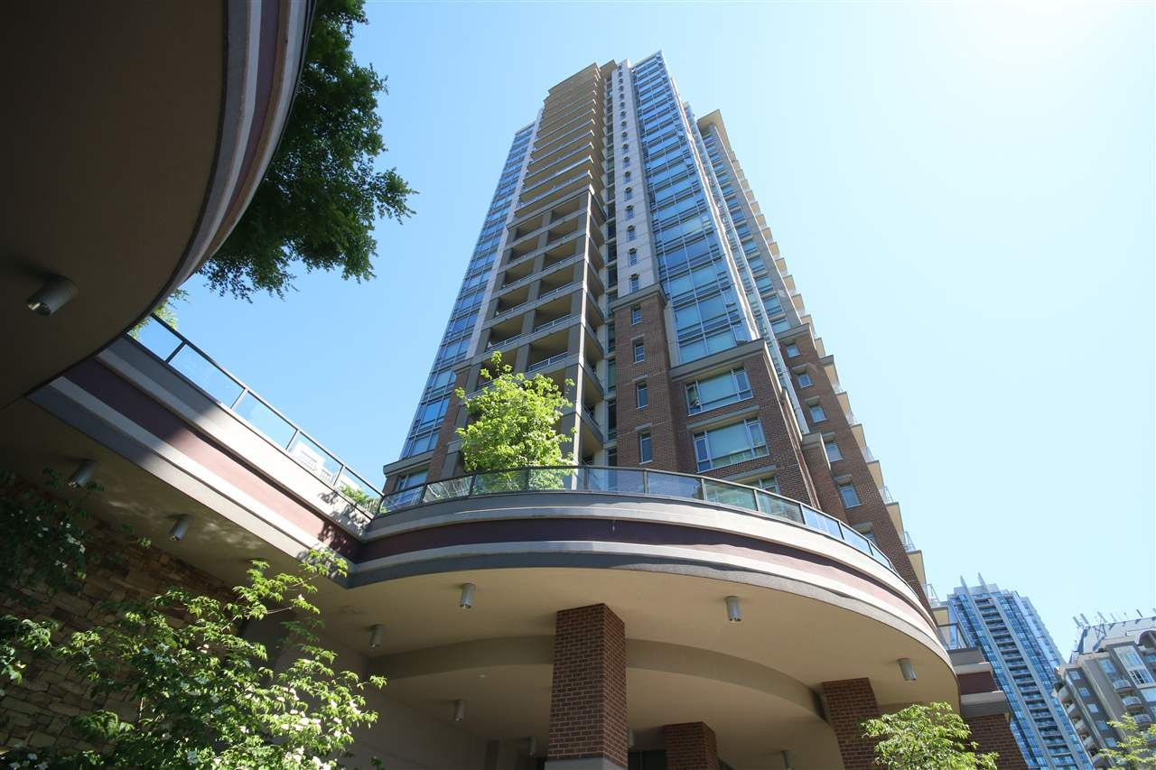 Main Photo: 1203 1155 THE HIGH STREET in Coquitlam: North Coquitlam Condo for sale : MLS®# R2064589