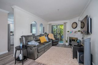 """Photo 2: 107 303 CUMBERLAND Street in New Westminster: Sapperton Townhouse for sale in """"CUMBERLAND COURT"""" : MLS®# R2604826"""
