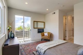 Photo 23: HILLCREST Townhouse for sale : 3 bedrooms : 160 W W Robinson Ave in San Diego