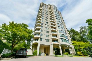 Photo 1: 1602 7321 HALIFAX STREET in Burnaby: Simon Fraser Univer. Condo for sale (Burnaby North)  : MLS®# R2482194