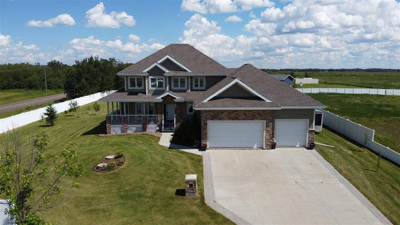 Main Photo: 101 NORTHVIEW Crescent: Rural Sturgeon County House for sale : MLS®# E4227011