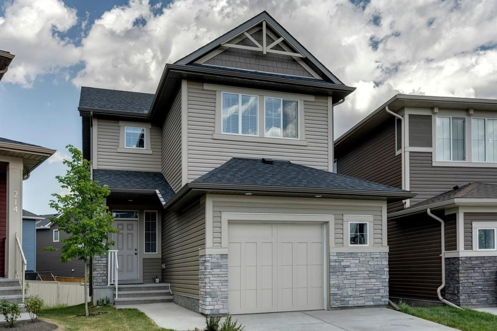 Main Photo: 210 Bayview Circle SW: Airdrie Detached for sale : MLS®# A1117768