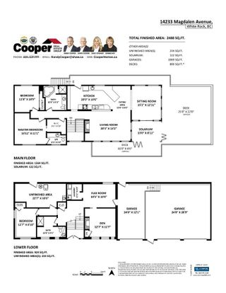 """Photo 20: 14233 MAGDALEN Avenue: White Rock House for sale in """"West White Rock"""" (South Surrey White Rock)  : MLS®# R2262291"""