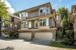 """Photo 1: 5 8868 16TH Avenue in Burnaby: The Crest Townhouse for sale in """"CRESCENT HEIGHTS"""" (Burnaby East)  : MLS®# R2592167"""