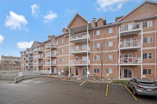 Photo 1: 222 4304 139 Avenue in Edmonton: Zone 35 Condo for sale : MLS®# E4255354
