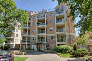 Photo 1: 10011 110 ST NW in Edmonton: Zone 12 Condo for sale : MLS®# E4132637