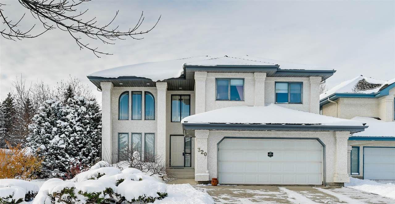 Main Photo: 320 Carmichael Wynd in Edmonton: House for sale