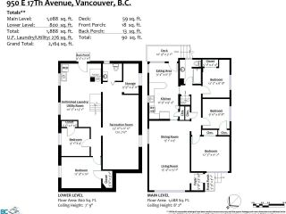 Photo 23: 950 E 17TH AVENUE in Vancouver: Fraser VE House for sale (Vancouver East)  : MLS®# R2601203