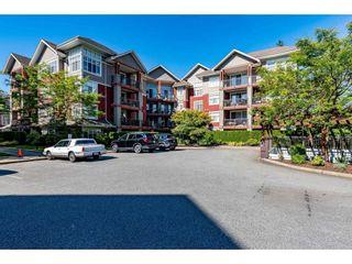 "Photo 1: 304A 45595 TAMIHI Way in Chilliwack: Vedder S Watson-Promontory Condo for sale in ""Hartford"" (Sardis) : MLS®# R2540855"