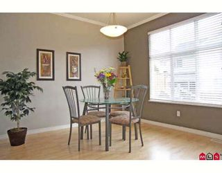 """Photo 4: 12 14959 58TH Avenue in Surrey: Sullivan Station Townhouse for sale in """"Skylands"""" : MLS®# F2808903"""