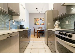 """Photo 7: 214 1345 W 15TH Avenue in Vancouver: Fairview VW Condo for sale in """"SUNRISE WEST"""" (Vancouver West)  : MLS®# V1118182"""