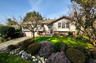 """Photo 1: 5305 MORELAND Drive in Burnaby: Deer Lake Place House for sale in """"DEER LAKE PLACE"""" (Burnaby South)  : MLS®# R2039865"""