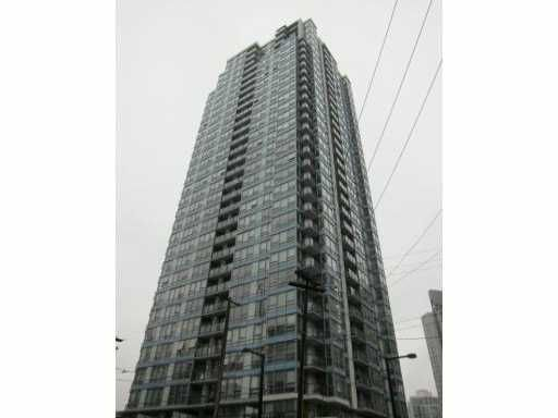 Main Photo: 928 in Vancouver: Coal Harbour Condo for sale (Vancouver West)  : MLS®# v861954