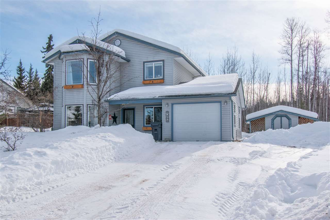 Main Photo: Map location: 1455 CHESTNUT Street: Telkwa House for sale (Smithers And Area (Zone 54))  : MLS®# R2439526