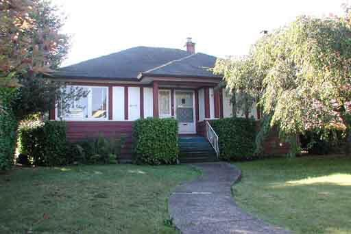 Main Photo: 2116 W 18TH AVENUE in : Arbutus House for sale : MLS®# V404076
