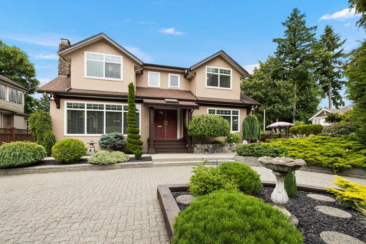 Main Photo: 812 ROBINSON Street in Coquitlam: Coquitlam West House for sale : MLS®# R2603467