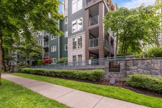 """Photo 22: 101 1199 WESTWOOD Street in Coquitlam: North Coquitlam Condo for sale in """"Lakeside Terrace"""" : MLS®# R2584472"""