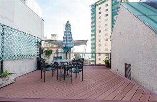 Photo 28: 310 1789 DAVIE Street in Vancouver: West End VW Townhouse for sale (Vancouver West)  : MLS®# R2511196