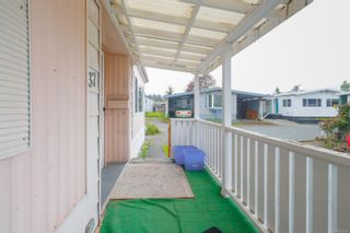Photo 3: 37 1393 Craigflower Rd in : VR View Royal Manufactured Home for sale (View Royal)  : MLS®# 874706