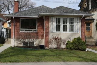 Main Photo: 112 Sherburn Street in Winnipeg: Wolseley Single Family Detached for sale (5B)  : MLS®# 202009923