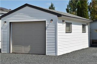 Photo 19: 7 LOUISE Street in St Clements: Pineridge Trailer Park Residential for sale (R02)  : MLS®# 1721037