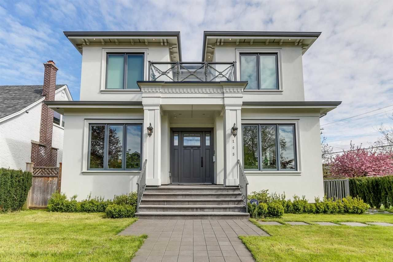 Main Photo: 105 W 44TH Avenue in Vancouver: Oakridge VW House for sale (Vancouver West)  : MLS®# R2177934