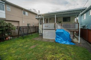 Photo 20: 3556 KNIGHT Street in Vancouver: Knight House for sale (Vancouver East)  : MLS®# R2042829